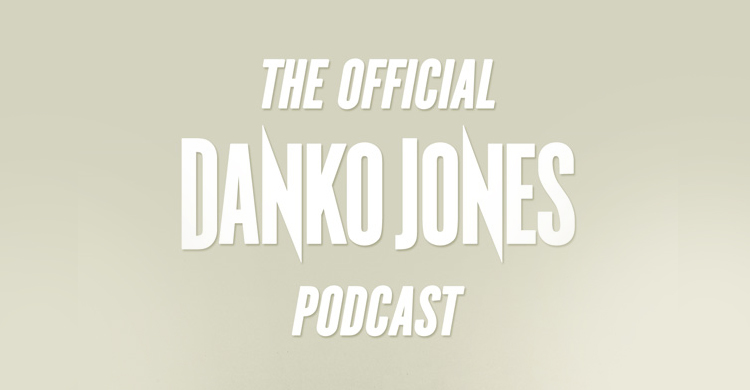 My Guest Appearance on The Official Danko Jones Podcast
