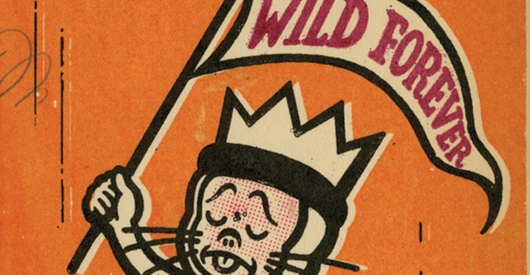 """Wild Forever"".  A Tribute to Maurice Sendak"